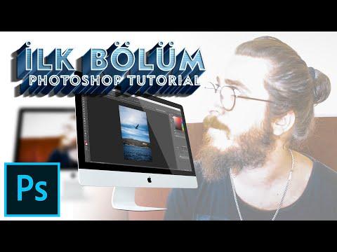 İlk Bölüm, Photoshop Tutorial - İstenmeyen obje temizliği :) thumbnail