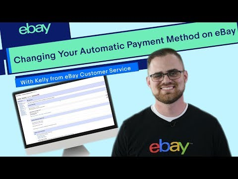 EBay | How To |  Change Your Automatic Payment Method