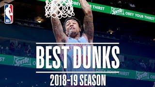 John Collins' Best Dunks   2018-2019 NBA Season   #NBADunkWeek