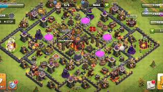 Clearing Gem box || Clash of clans town hall 10 almost max clash of clan give away