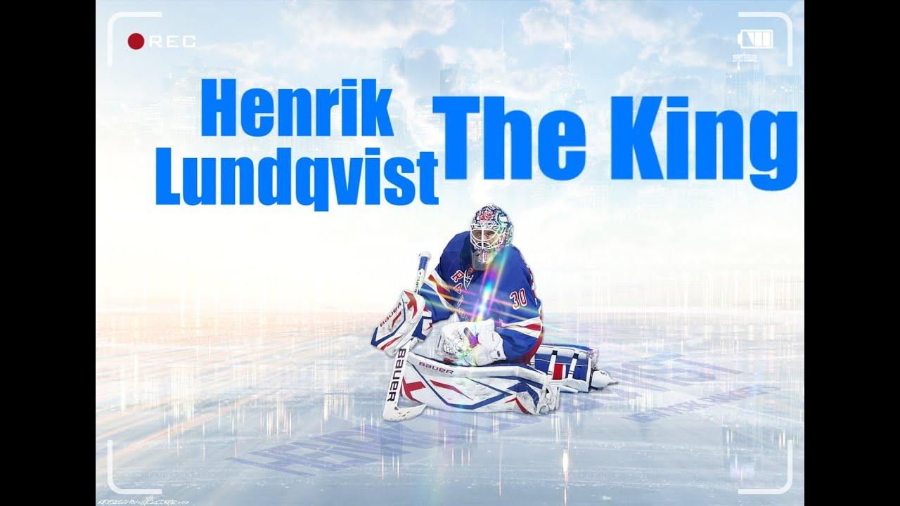 Henrik Lundqvist The King Hd