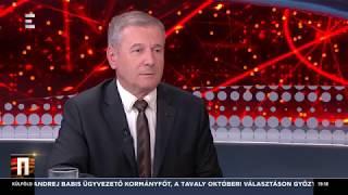 Kinevezték a honvédelmi tárca új vezetőit - Benkő Tibor - ECHO TV