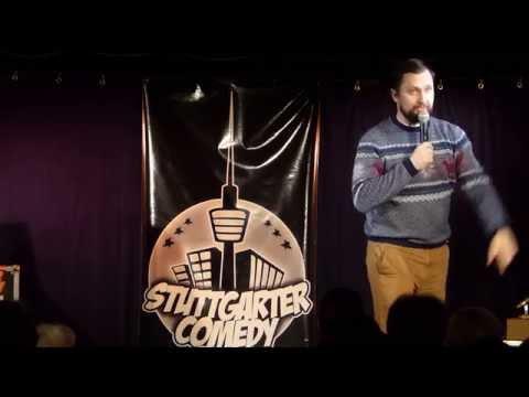 Oleg Borisow -Russischer Comedian rockt deutsches Publikum!