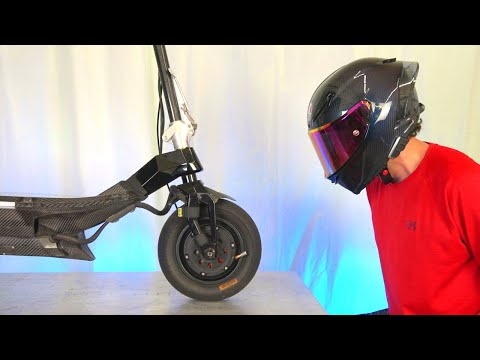 Download RION Uncovered   Exclusive Look At Building And Riding The World's Fastest Electric Hyperscooter