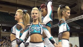 Repeat youtube video SSX Cheer Extreme Raleigh Showcase SHARK BITE