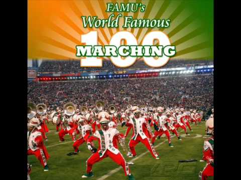 FAMU Band Coming To America