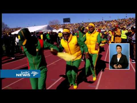 Tom Thabane sworn in as Lesotho's New Prime Minister