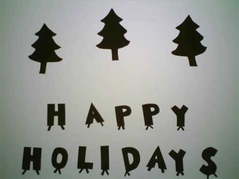 Happy Holidays by Tim Cornell