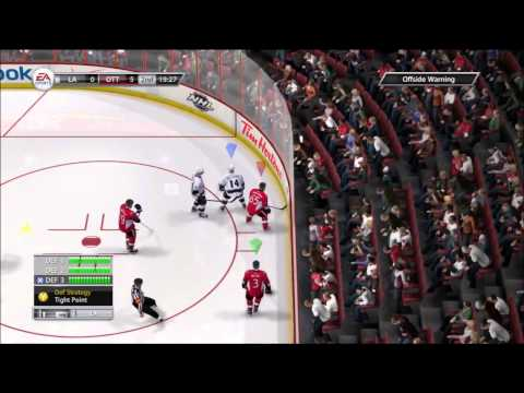 Chill Duels: NHL 13