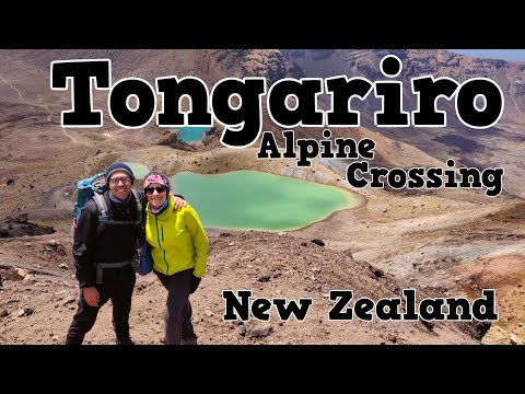Tongariro Alpine Crossing - Scenic Views, Cold Weather, And One Long Day