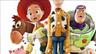 Toy Story Speed Drawing