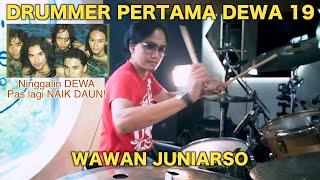 Download DRUMMER PERTAMA DEWA 19 MAIN DRUM LAGI SETELAH PULUHAN TAHUN