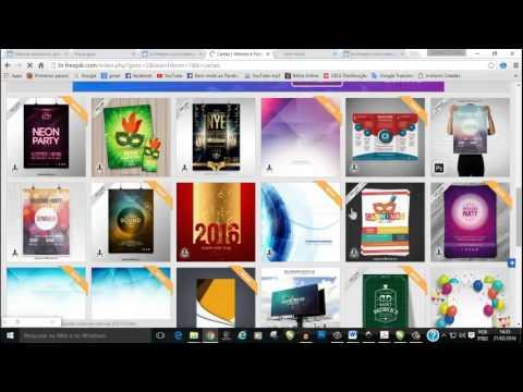 Como criar um logo no corel draw x5 tutorial 2016