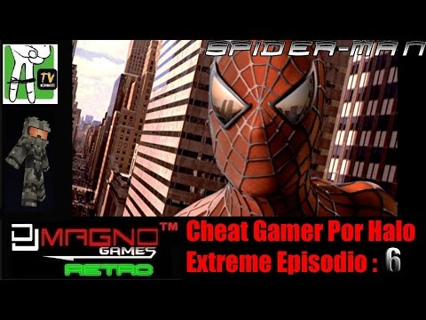 Spiderman The Movie PC Actitivision® ©Columbia Pictures 2001 Cheat Gamer Episódio 6