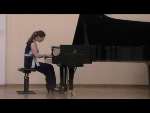 "Elena MINKO (piano). F. Liszt after R. Wagner: ""Festival and Bridal Song"" from the opera ""Lohengrin"""