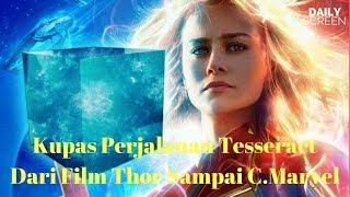 Kupas Perjalanan Tesseract dan Pengaruhnya Di Dunia Marvel Cinematic Universe