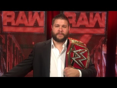 """""""The Kevin Owens Show"""" takes over the Alamodome this January"""