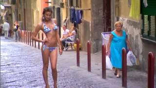 Irina Shayk - Swimsuit on location in İtaly