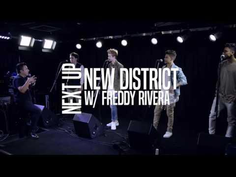 New District  interview 102 7 KIIS FM  #NEXTUP