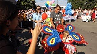 В Рени впервые прошел парад колясок!