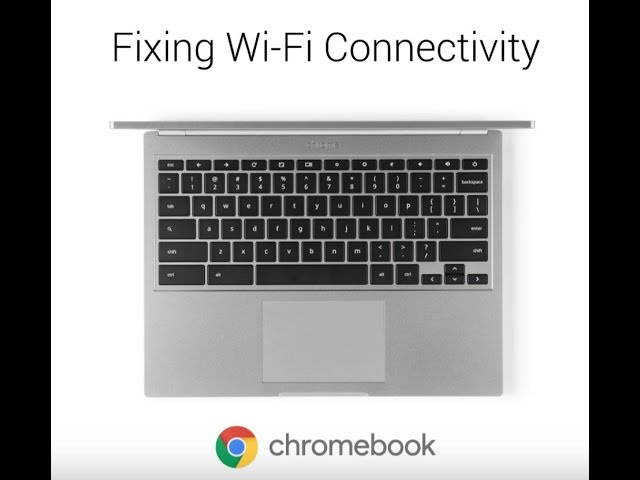 Video Tutorial: Fixing Wi Fi Connectivity