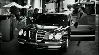 Kia Opirus (Amanti) 2003 commercial 2 (korea)