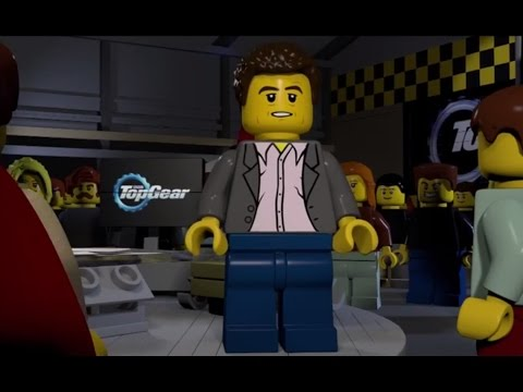 LEGO Top Gear - BBC