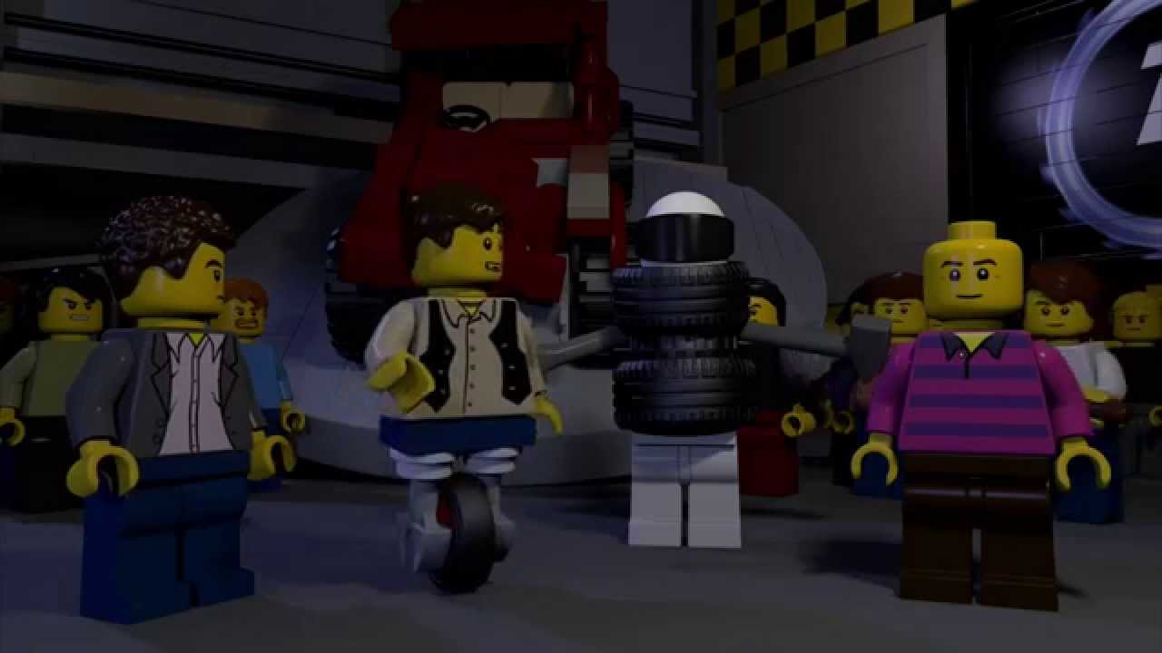 Lego Top Gear Bbc Youtube