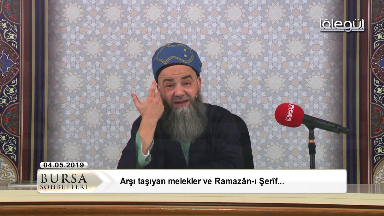 4 Mayıs 2019 Tarihli Bursa Sohbeti - Cübbeli Ahmet Hocaefendi Lâlegül TV