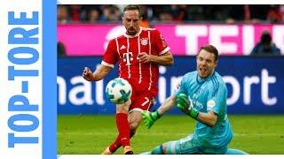 Ribéry, Batshuayi & Co.   Die geilsten Tore des 26. Spieltags