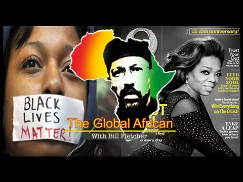 The Global African: Alicia Garza on BLM & Oprah's Diamond Controversy