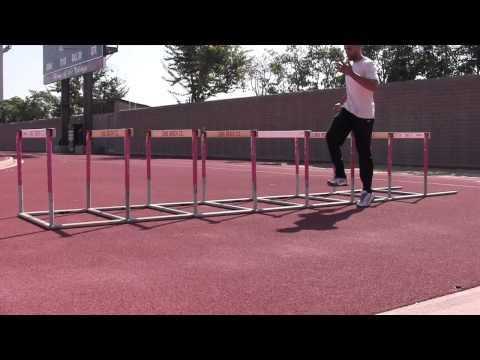 Hurdle Drills by David Warren