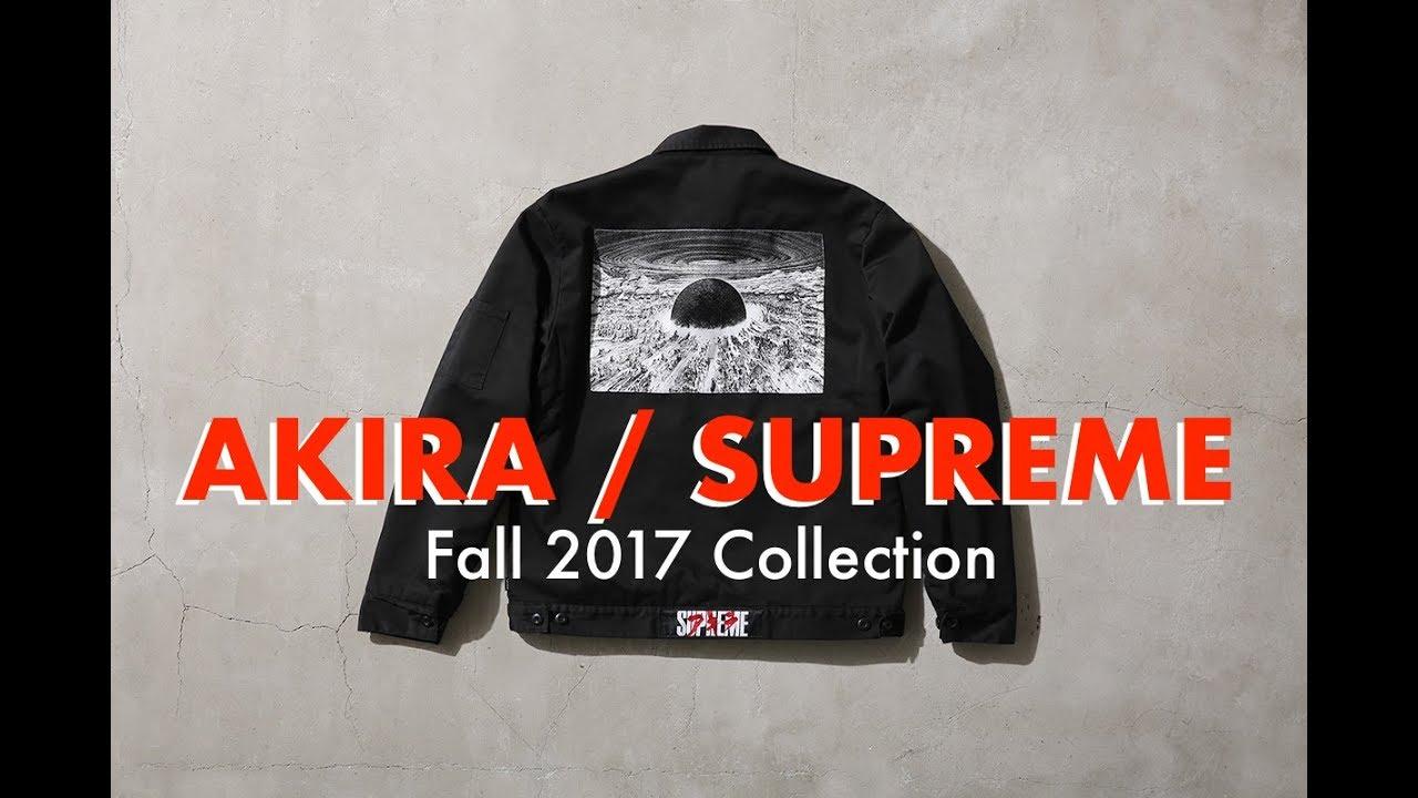 01ad09026cd AKIRA Supreme Fall 2017 - YouTube