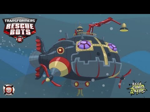 Transformers Rescue Bots: Disaster Dash Hero Run | The End HARD Mode By Budge