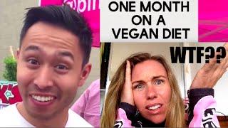 Buzzfeed Vegan for 30 days Response UGHHH...