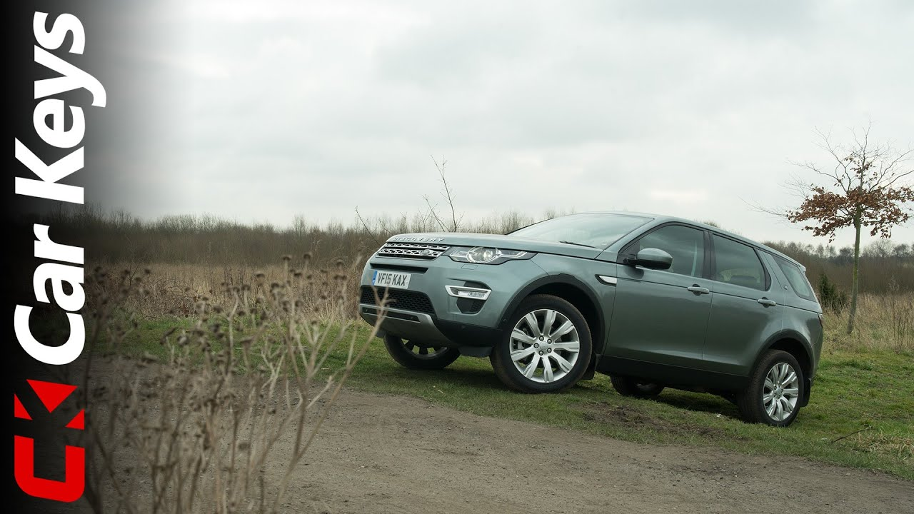 Land Rover Discovery Sport Review Car Keys YouTube - Sports cars keys