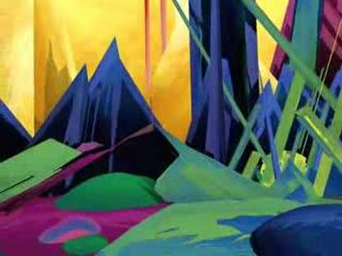 Franz Marc in 3 Dimensions - YouTube