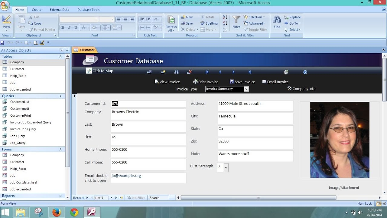 Import Microsoft Excel Data into a Microsoft Access Database - YouTube