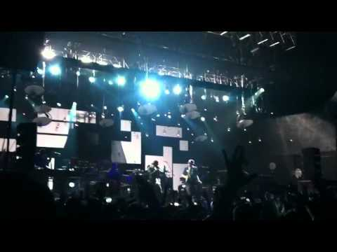 Jay-Z Ft Swizz Beatz - On To The Next One - Adult Swim Upfront 2011 @ Roseland