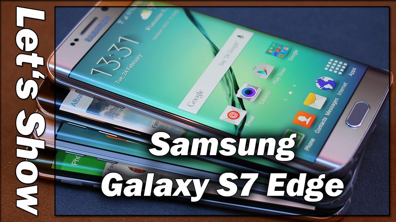 Samsung galaxy s7 edge unboxing deutsch 4k youtube - Samsung Galaxy S7 Edge Unboxing Deutsch 4k Youtube 48
