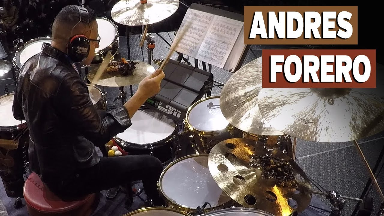 Andres Forero Music From Hamilton Pasic 2017 Youtube