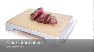 Cutting Board & Tray