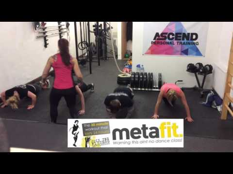 Metafit workout