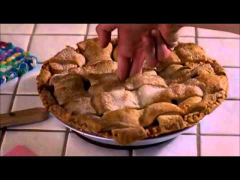 american pie taart American Pie 1: Jims Apple Pie   YouTube american pie taart