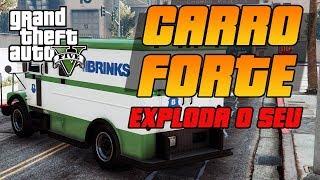 (PS3)GTA V - DICAS - ONDE ENCONTRAR CARRO FORTE NO GTA 5