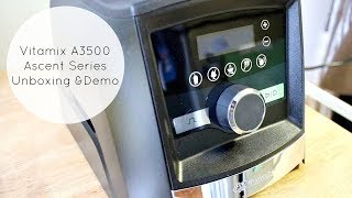 Vitamix A3500 Ascent Series Bl…