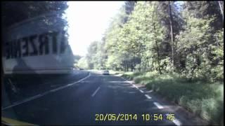 Zwierzęta na drodze - Koszalin