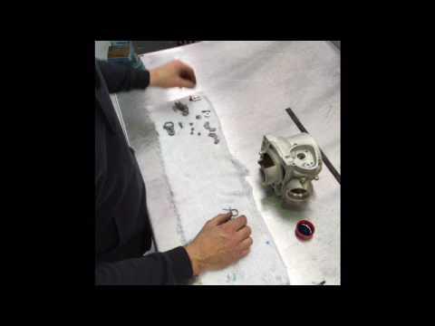 KTM 250  and 300 Powervalve rebuild