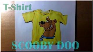 T- Shirt Scooby Doo