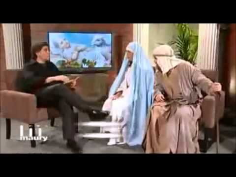 Mary and Joseph Get a Paternity Test on Maury